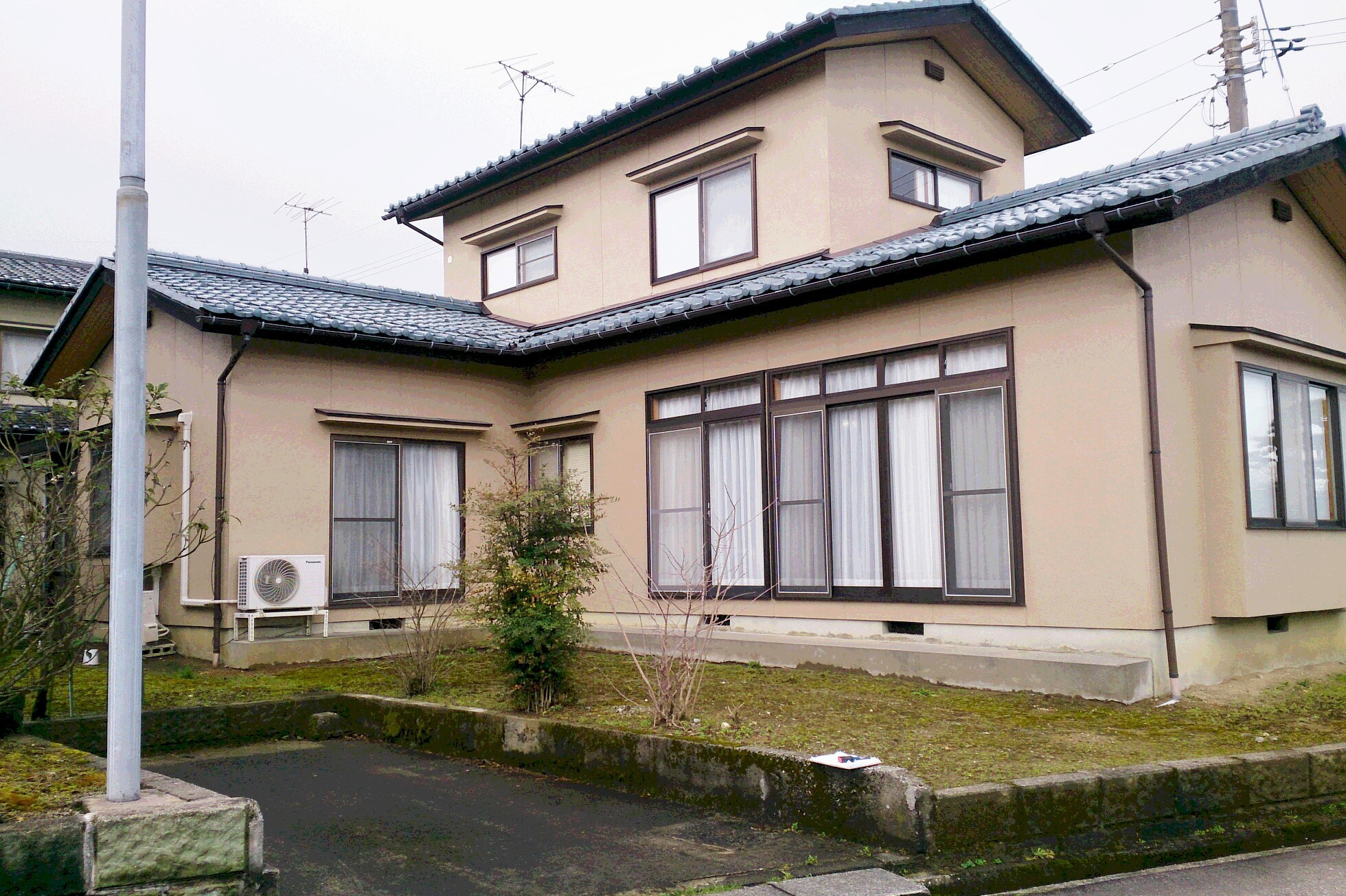 富山市本郷町で「長期優良化住宅リフォーム」をスタート!