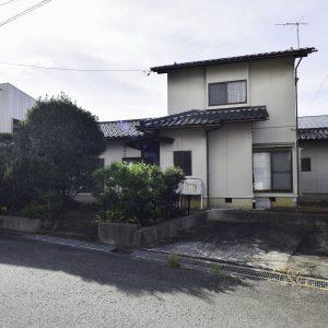 【価格改定いたしました】富山市吉作の5K・小学校、中学校まで徒歩約10分以内!!