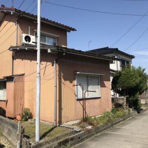  富山市本郷町 宅地 建築条件無し 買い物施設充実