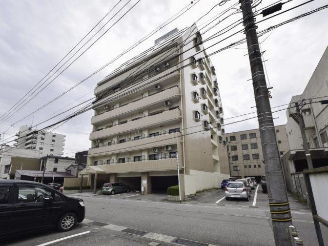 |富山市五番町|マンション|2DK|富山市立中央小学校区|リフォーム条件付き|中古のサムネイル画像