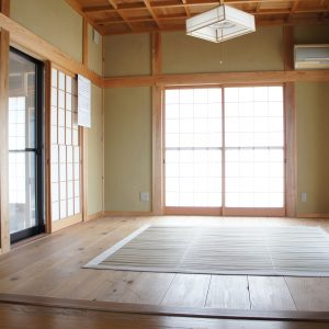 |富山市八尾町井田|平屋|4DK|オール電化|太陽光発電|