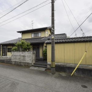 富山市開|売家|6LDK|藤ノ木小学校区|2世帯可能|