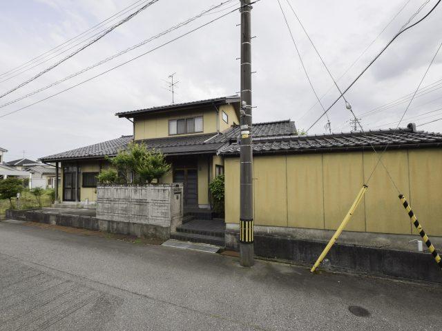 富山市開|売家|6LDK|藤ノ木小学校区|リフォーム条件付き|のサムネイル画像