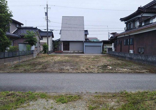 高岡市放生津|約107坪|建築条件なしのサムネイル画像