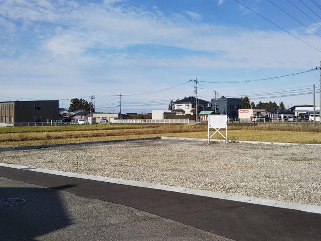 魚津市相木|宅地|建築条件なし|国道バイパス近く|広々敷地|のサムネイル画像
