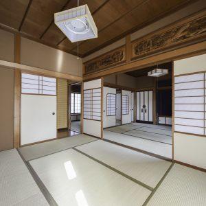 富山市山室荒屋|6LDK|小学校まで徒歩10分圏内。リフォーム住宅|山室中部小学校区|山室中学校区|