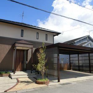 上市町放士ケ瀬新にて4LDKリフォーム住宅を販売開始!|2021年9月リフォーム完了予定|カーポート2台+青空駐車1台分|既存(中古)住宅|
