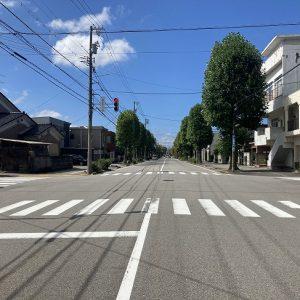 富山市梅沢町売地|利便性の高い富山市中心街で「土地」をお探し中の方にイチオシ物件。近隣の市電駅まで徒歩約6分。スーパー、ドラッグストアも徒歩圏内!